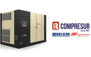 Nueva serie de equipos compresores Ingersoll - Compresur